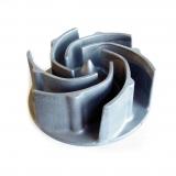 Schleuderrad Aluminium 150A6-35
